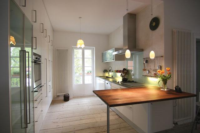 küche - Die Werkstatt - Schreinerei in Feldkirchen bei München