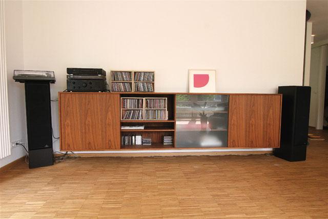 Individuelle Möbel von der Schreinerei Die Werkstatt in Feldkirchen bei München