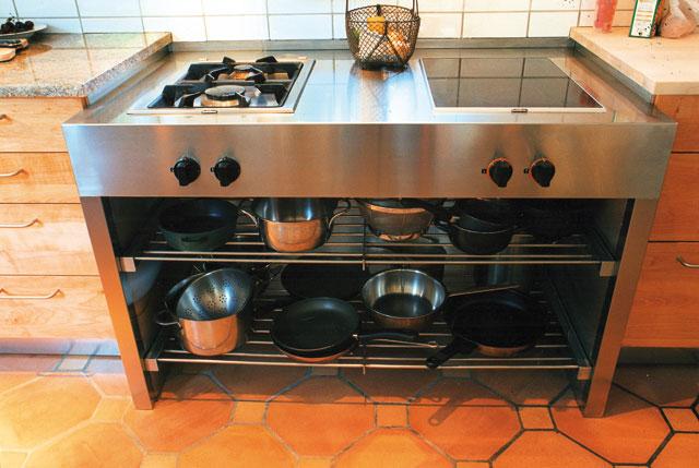 xEinbauküche von Die Werkstatt in Feldkirchen bei München