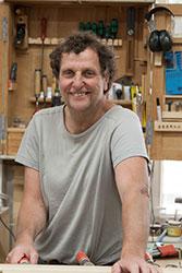 Richard Waldher, Produktion bei Die Werkstatt, Schreinerei