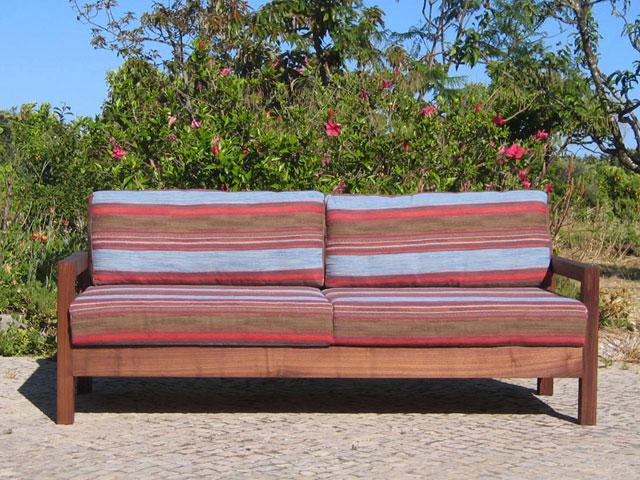 Sofa. Individuelle Möbel von der Schreinerei Die Werkstatt in Feldkirchen bei München